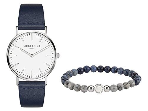 Liebeskind Berlin Armbanduhr und Armband LS-0007-LQB