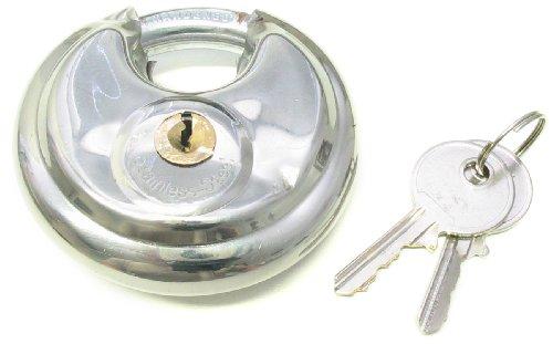 Filmer 36.660 Rundschloss / Bügelschloss 70mm