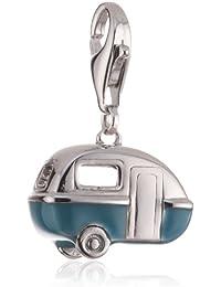 Esprit Damen-Charm camper 925 Sterling Silber S.ESCH91026A000