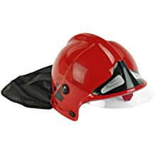 Theo Klein - Casco de bomberos, color rojo (8918)