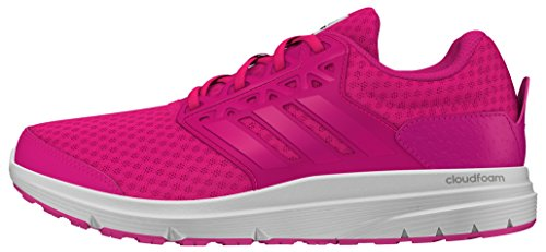 adidas Galaxy 3, Chaussures de Fitness Femme Rose (Shock Pink /shock Pink /core Black)