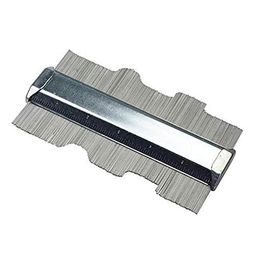 Klinkamz Kontur-Duplikationsmessgerät für Fliesen, Laminat, Fliesen, Werkzeug, Holzbearbeitung, 15,2 cm
