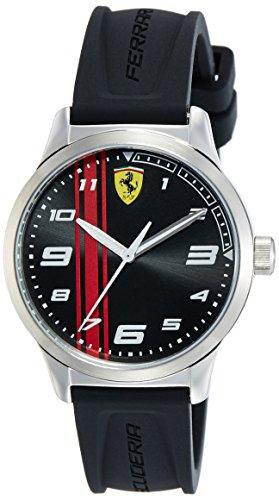 Scuderia Ferrari FER0810015_zv Reloj de pulsera para hombre