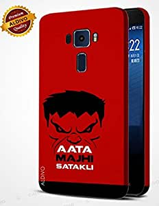 alDivo Premium Quality Printed Mobile Back Cover For Asus Zenfone 3 ZE520KL / Asus Zenfone 3 ZE520KL Back Case Cover (MKD202)