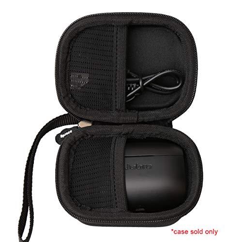 Aproca Hart Schutz Hülle Reise Tragen Etui Tasche für Jabra Elite Active 65t / Jabra Elite 65t True Wireless Stereo in-Ear Sport-Kopfhörer/DXO One Kamera/GolfBuddy Golf GPS Gerät Buddy Voice