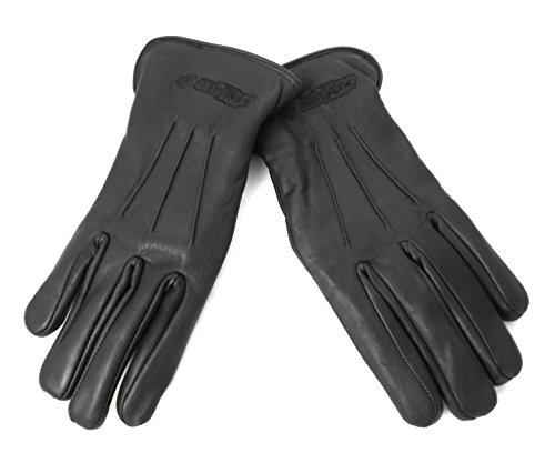 Zerimar Leder Motorrad Handschuhe |100{e4daa9e1962c0af0918e5508255514b1142dcc302fde8b7532f0db9a54a57a5e} natürlich Leder | Widerstandsfähig Bequem Flexibel| lederhandschuhe|Handschuhe für moto|atmundgsaktiv| Grösse: M
