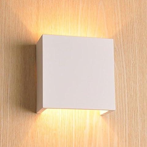 Luminaire moderne en plâtre - Newport