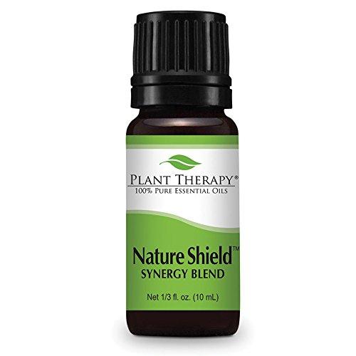 Natur Schild Synergy. Wesentliche Öl-Mischung. 10 ml (1/3 oz). 100% Pure