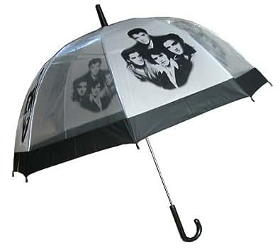 Elvis Presley B/W-Parapluie photo