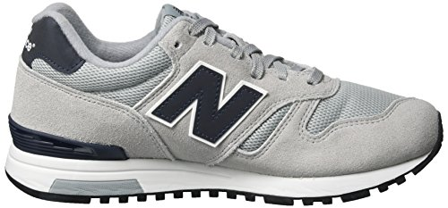 New Balance Ml373ora, Sneakers basses homme Multicolore (Light Grey/Navy)