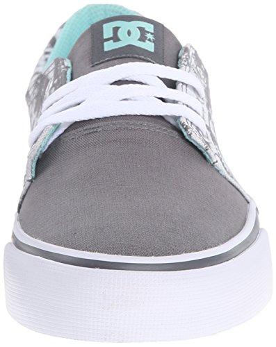 DC TRASE TX SE J PRB Damen Sneakers Grey/Black/White