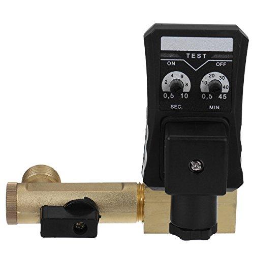 GOZAR Ac 220 V Mtc-A Split Ventil Elektronische Automatische Ablassventil Filter Automatische Elektronische Entwässerung (Automatisches Ablassventil)