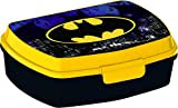 Stor, 85575, rechteckiger Sandwich-Hersteller Batman-Symbol, freies bpa