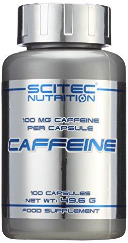 #Scitec Nutrition Caffeine, 100 Kapseln (1 x 49,6 g)#
