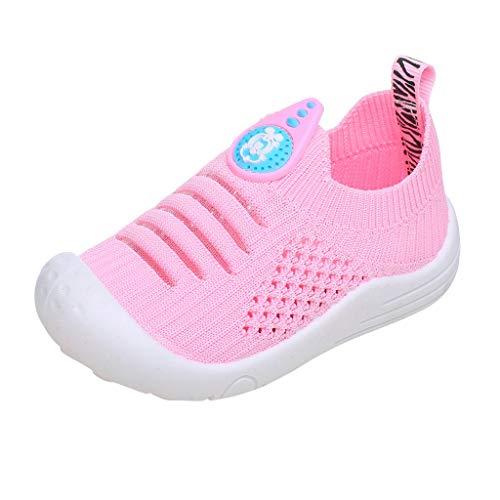 e Neugeborene Sportschuhe Mädchen Jungen Feste weiche Mesh Turnschuhe Unisex Kinder Sneakers ()