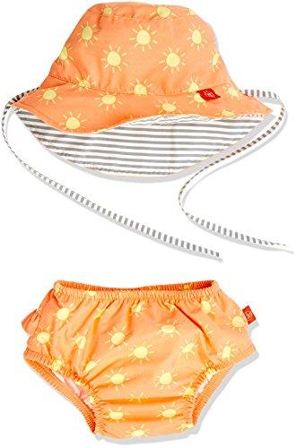 Lässig 1431010212 Baby Swim Set Hut und Schwimmwindel boys