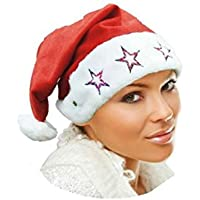 migliore qualità per diventa nuovo in vendita online babbo natale luminoso - Cappelli per adulti ... - Amazon.it