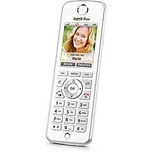 AVM FRITZ!Fon C4 Telefon (Farbdisplay beleuchtete Tastatur) weiß Amazon (Zertifiziert und Generalüberholt)