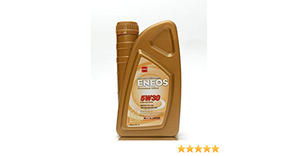 Eneos Premium Ultra 5w30 Öl 1 Liter Auto