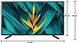 Intex 80 cm (32 Inches) HD Ready LED TV LED-3220 (Black)