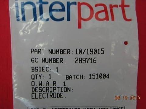 Puma Potterton 80 allumage électrode 100 10/19015 Set d'accessoires pour une utilisation