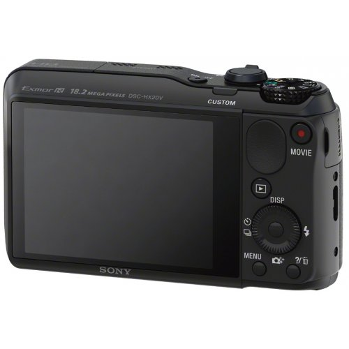 Sony – DSC-HX20VB Cyber-shot Digitalkamera_5