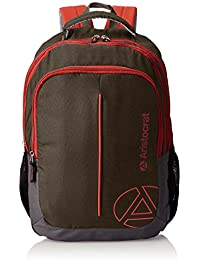 Aristocrat Brown Casual Backpack (BPX3BRN)
