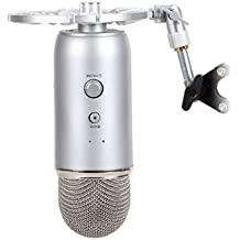 Soporte Amortiguado Auphonix SM-1 para Micrófono Blue Yeti