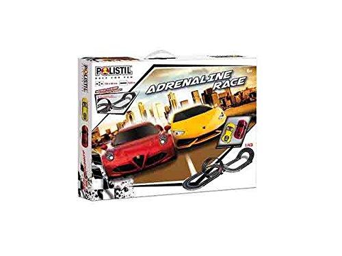 polistil Pista Adrenalin 6.66MT Spiel Spielzeug Geschenk # AG17 -