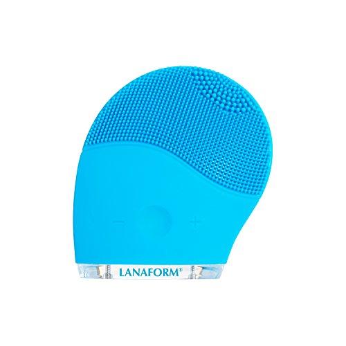 Lanaform Lucea - cepillos de Limpieza Facial (Batería)