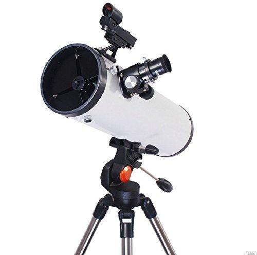 LIHONG TELESCOPIO ASTRONOMICO HD ALTA TASA DE GRAN CALIBRE   DELUXE TELESCOPIO NUEVO CLASICO DE LA MODA