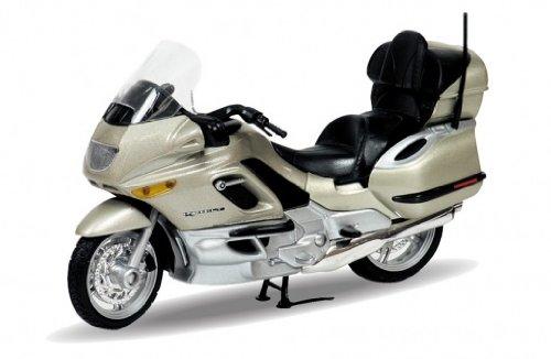 BMW-K1200LT-champagner-Welly-Motorrad-Modell-118