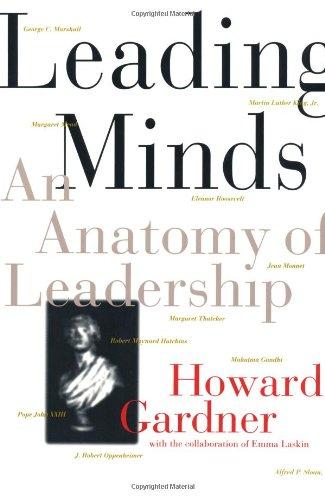 Leading Minds: An Anatomy of Leadership por Howard Gardner