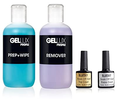 Bluesky Nail Gel Kit