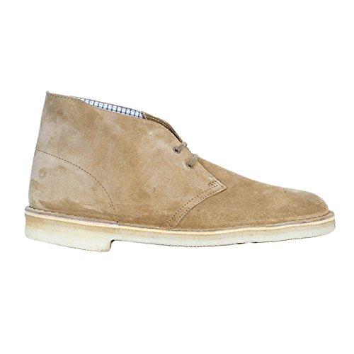 clarks-originals-zapatillas-de-otra-piel-para-hombre-multicolor-oakwood-suede-color-multicolor-talla