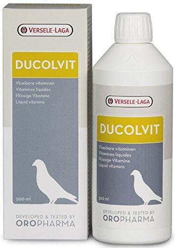 ducolvit 500ml, Vitamin Complex für Vögel und Tauben