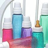 Gerber Baby Plastic Bottle Pastel 265 ml (3-Pack)