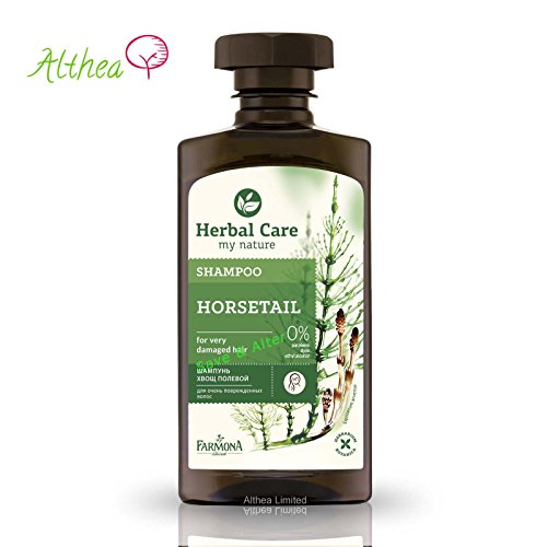 Farmona Herbal Care My Nature Horsetail Shampoo 330ml (Schachtelhalm-kraut-extrakt)
