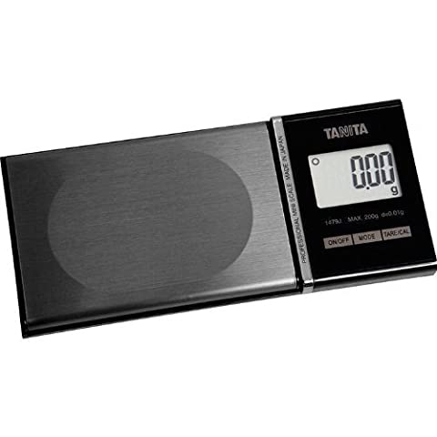 Tanita 1479J Jewellery Small High Precision Digital Pocket Scales