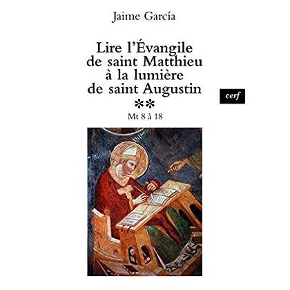 Lire l'Évangile de saint Matthieu à la lumière de saint Augustin, 2 (Epiphanie)