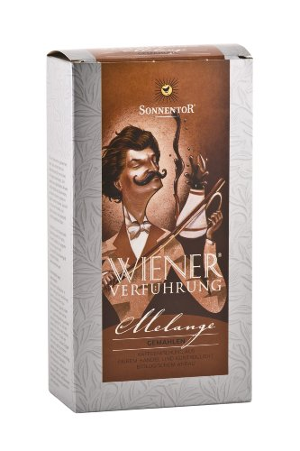 Sonnentor Melange gemahlen Wiener Verführung, 1er Pack (1 x 500 g) - Bio thumbnail