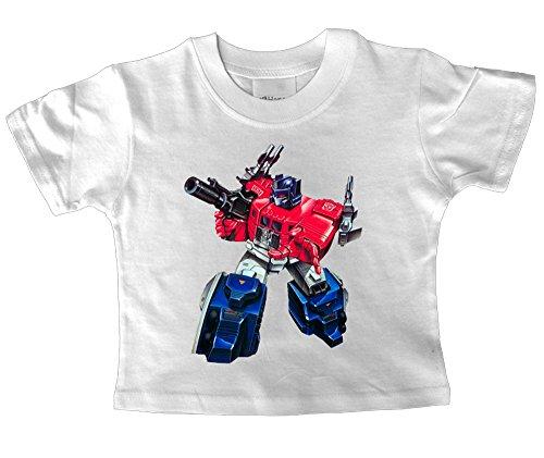 Transformers Optimus Prime Baby T Shirt 2-3 years old (Spielzeug Vintage Optimus Prime)