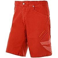 TRANGO PC007942 Bermudas, Hombre, Rojo, XL