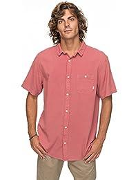 Quiksilver Men's New Time Box Shirts/T-Shirt