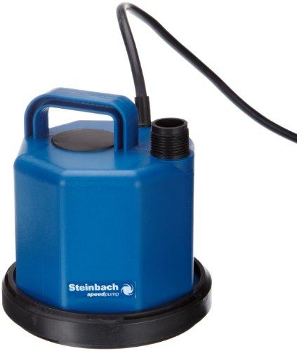 Steinbach Flat TPX 3200 Tauch-/ Speedpump, 120 Watt, 3.200 l/h Fördermenge, max. 2,80 m Förderhöhe, 041050