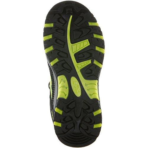 Rigel Metade Cmp E Sapatos Verde Caminhadas Amarelo Trekking Crianças Unissex De Hwq4w6F