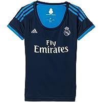 adidas 3ª Equipación Real Madrid CF 2015/2016 - Camiseta oficial mujer