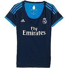 3ª Equipación Real Madrid CF 2015/2016 - Camiseta oficial adidas para mujer
