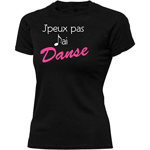 t-shirt danse