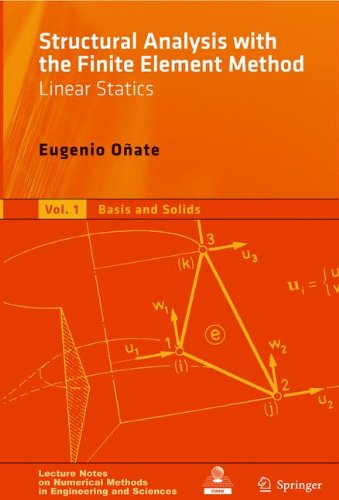 Cami Shell (Structural Analysis with the Finite Element Method. Linear Statics: Volume 2: Beams, Plates and Shells (Lecture Notes on Numerical Methods in Engineering and Sciences, Band 2))